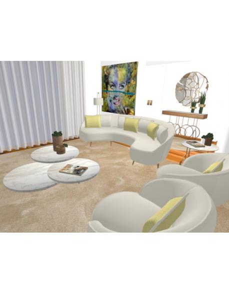 Projeto 3D Moradia Barcelos
